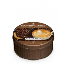 Country Candle COFFEE SHOP Daylight świeca zapachowa 35 g