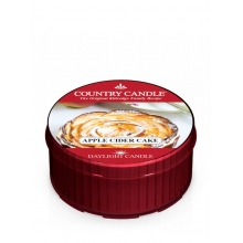Country Candle APPLE CIDER CAKE Daylight świeca zapachowa 35 g