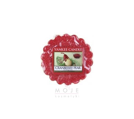 Yankee Candle CRANBERRY PEAR wosk zapachowy 22 g