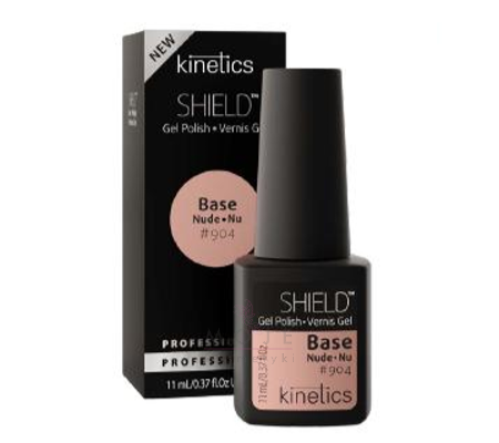 Kinetics SHIELD baza hybrydowa NUDE 904 Equal Beige 11ml